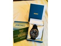 Seiko Prospex Kinetic GMT PRO Divers Watch