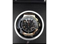 Hublot Rose Gold Watch 44mm