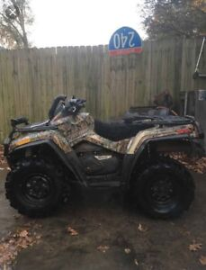 2007 Can am 800