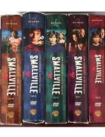 Smallville Seasons 1-5 Region 1 Complete DVD