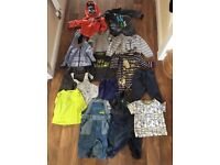 15 items of boys 6-9months clothes