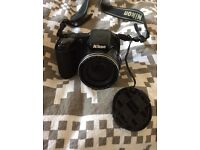 Nikon coolpix L820 used but great condition
