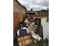 Rubbish removal-house clearance