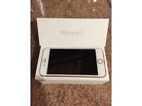 iPhone 6s 64GB ROSE GOLD UNLOCKED TO ALL NETWORKS