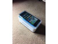 iPhone 5C Unlocked blue good condition