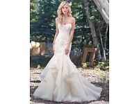 Wedding dress size 10 Malina by Maggie sottero