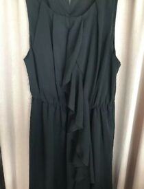 Ladies black size 10 dress