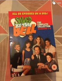 Saved by the bell complete box set