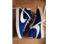 Nike Blazers Size UK 4