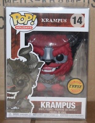 Funko Pop Krampus Chase    In Hand   Ready To Ship