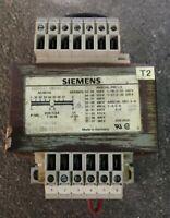 Siemens 4am4041-8ac40-0c Einphasen Steuertransformator Trafo Thüringen - Ohrdruf Vorschau