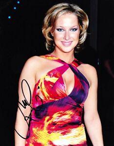 Gemma-Bissix-Signed-Sexy-10x8-Photo-Image-C-UACC-RD