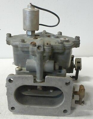 Zenith 12354 2-bbl Carburetor Military Surplus For Continental Engines