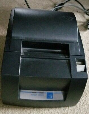 Citizen Ct-s300 Thermal Receipt Printer Works - 2 Rolls Thermal Paper Included