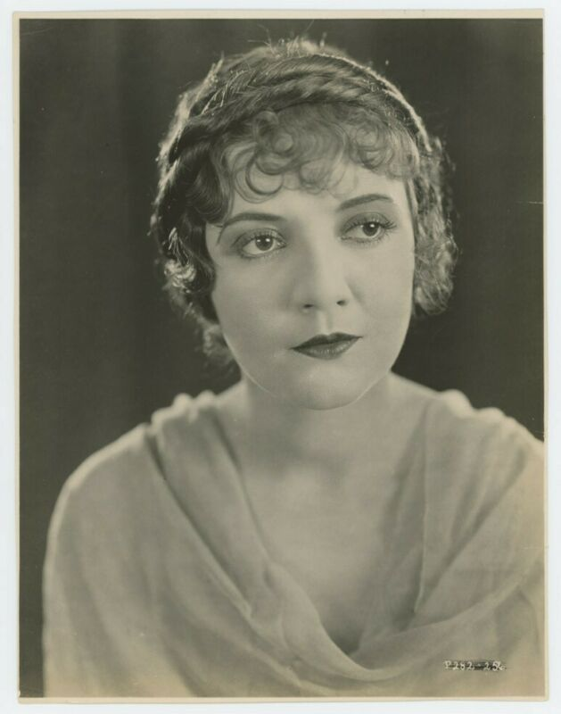 LOIS WILSON original movie photo 1928 MISS INFORMATION