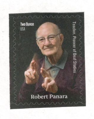 5191 Robert Panara US Single Mint/nh Free Shipping