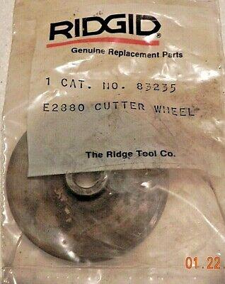 Ridgid 83235 E2880 Cutter Wheel Fits Model Number 156-p
