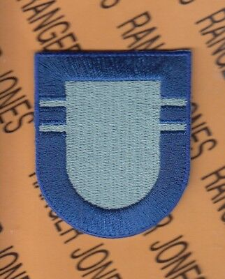 US Army 2nd Bn 502nd Airborne Infantry Regiment PIR AIR beret flash patch c/e