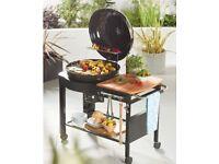 Aldi Gardenline Kettle BBQ Barbecue Trolley
