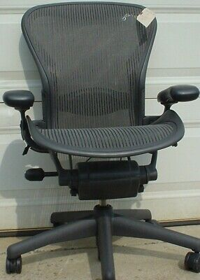 Herman Miller Aeron Chairs B
