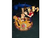 £80 ono Disney brass band novelty phone - fully working order and in great condition.