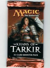 Khans of Tarkir BOOSTER Pack x1 ENGLISH SEALED MAGIC THE GATHERING