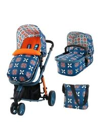 Cosatto toodle pip travelsystem