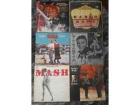 Small lot of soundtrack lps VG+/VG