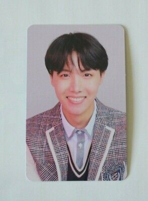 """BTS LOVE YOURSELF 結 'Answer' """"L"""" Ver. J-HOPE Official Photocard"""