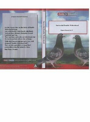 Racing Pigeon Dvd Successful Double Widowhood Dvd
