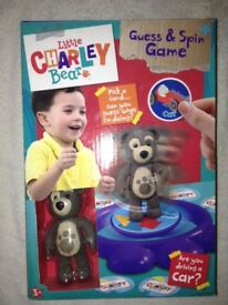 Little Charley bear game