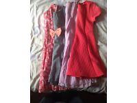 girls dresses aged 6-7yrs