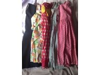 girls dresses 4-5yrs