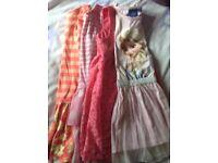 girls dresses 5-6yr