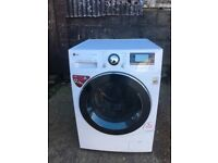 LG F1695RDH 12+8kg 1600 Spin Washer Dryer in White #4532