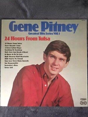 Gene Pitney (Vinyl LP) 24 Hours from Tulsa - SHM 842 -1964