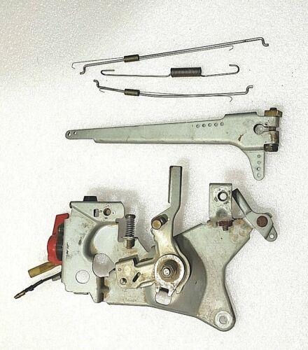 Kohler Throttle Lever & Control Bracket, 63 090 10-S (Includes All Controls)