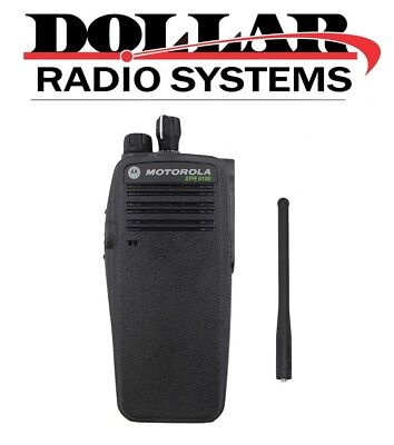 New Motorola Xpr6100 Vhf 136-174mhz Digital Dmr Xpr Radio Only Aah55jdt9ja1an