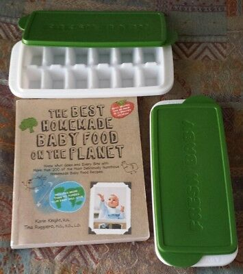 The Best Homemade Baby Food on the Planet... includes 2 Fresh Baby Icecube (The Best Baby Food On The Planet)