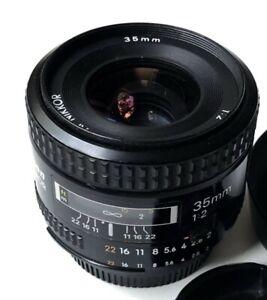 Nikon Nikkor AF 35mm f2