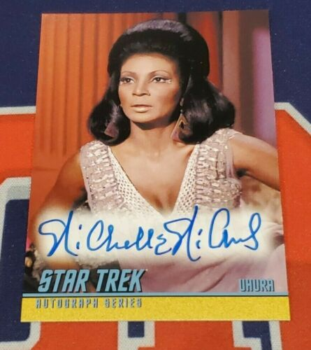 Star Trek Inflexions Phaser Cut Chase Card PC18 Counselor Troi