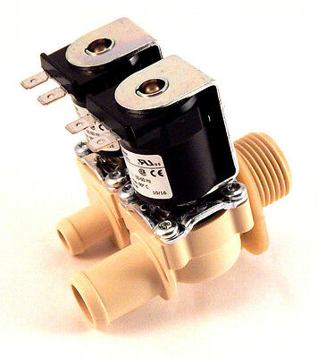2-way Inlet Water Valve 220-240v50-60hz Ipso Unimac Alliance 9001377p