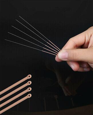 Akupunkturnadeln 100 St. neu/mit Kupfergriff 0,30/25mm NEU Typ CB