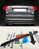 Audi A3 8P SPORTBACK 2008-2012 Lift DIFFUSORE Posteriore sotto PARAURTI SLINE