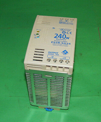 Idec Ps5r-sg24 Power Supply 240watt Output 100-240vac 3.5amp Input Ps5rsg24