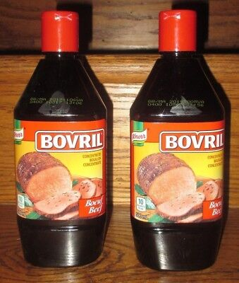 Knorr Beef Bouillon (2 BOTTLE Knorr Bovril Beef Bouillon Beef Gravy 500ml bottle Fresh from)