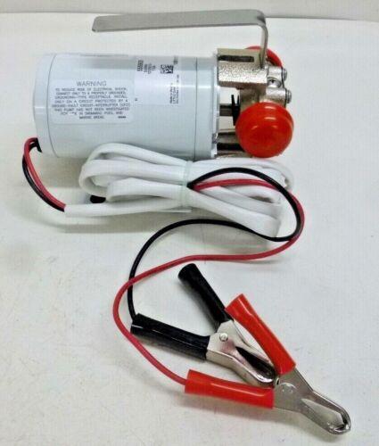 NEW!! LITTLE GIANT 1/10 HP Nickel-Plated Brass Compact Utility Pump, Intermitten