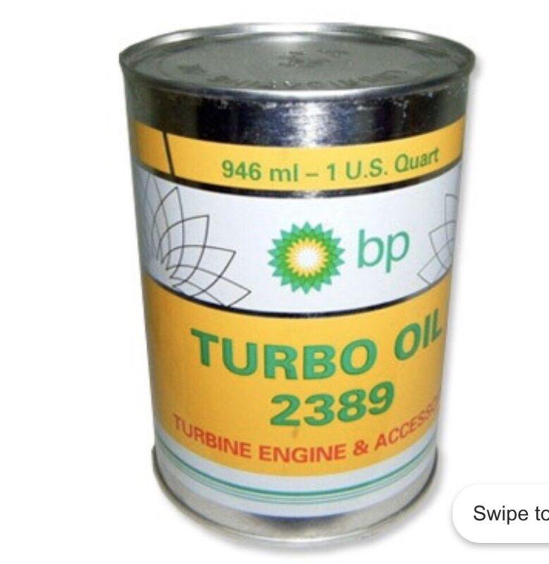 BP TURBO OIL 2389