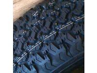 Van Tyres 225 70 15C