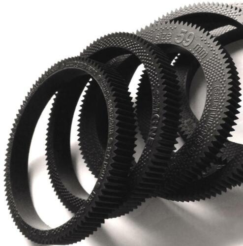 Seamless Follow Focus Gear Ring (flexible)  for Vintage, Photo, Cine Lenses